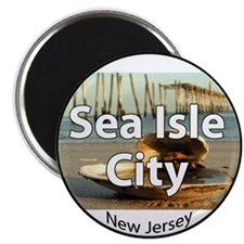 Cute Sea isle Magnet