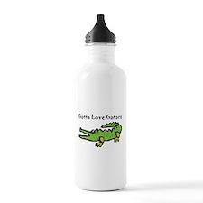 Gotta Love Gators Water Bottle