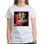 Lady (S) - Cairn Terrier 4 Women's T-Shirt