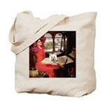 Lady (S) - Cairn Terrier 4 Tote Bag