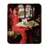 Lady (S) - Cairn Terrier 4 Mousepad