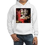 Lady (S) - Cairn Terrier 4 Hooded Sweatshirt