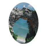 Arch Rock Ornament