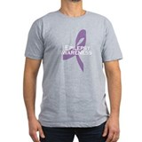 Epilepsy Awareness Ribbon T