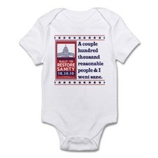 Went Sane Infant Bodysuit