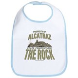 PROPERTY OF ALCATRAZ Bib