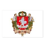 Vilnius Coat of Arms Postcards (Package of 8)