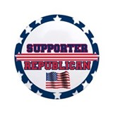 "Republican Supporter 3.5"" Button"