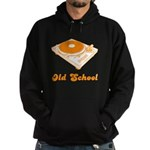 Old School Turntable Hoodie (dark)