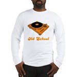 Old School Turntable Long Sleeve T-Shirt