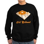 Old School Turntable Sweatshirt (dark)