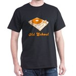 Old School Turntable Dark T-Shirt