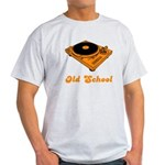 Old School Turntable Light T-Shirt