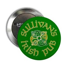 "Sullivan's Irish Pub 2.25"" Button (10 pack)"