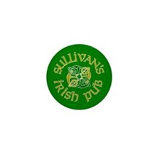 Sullivan's Irish Pub Mini Button