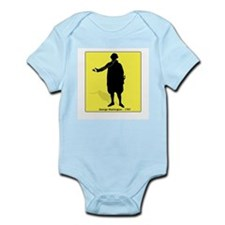 George Washington Ipod Infant Creeper