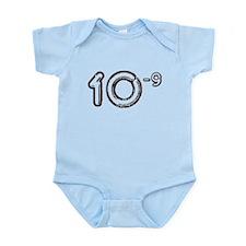 10 (-9 power, brown) Infant Bodysuit