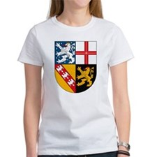 Saarland Coat of Arms Tee