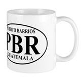 PBR Puerto Barrios Small Mugs