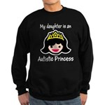 Autistic Princess Sweatshirt (dark)
