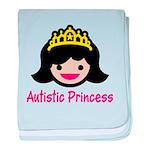Autistic Princess baby blanket