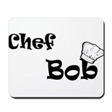 CHEF Bob Mousepad