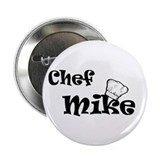 "Chef Mike 2.25"" Button"