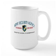 600th ASA Company Mug