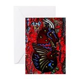 Capricorn Zodiac Sign Greeting Card