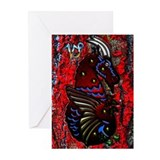 Capricorn Zodiac Sign Greeting Cards (Pk of 10)