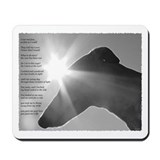 Cute Greyhounds Mousepad