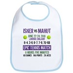 Isner Epic Match Bib