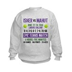 Isner Epic Match Kids Sweatshirt