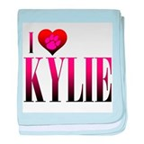 I Heart Kylie Infant Blanket