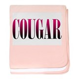 Cougar Infant Blanket