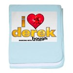 I Heart Derek Hough Infant Blanket