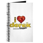 I Heart Derek Hough Journal