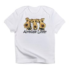 Airedale Terrier Lover Infant T-Shirt