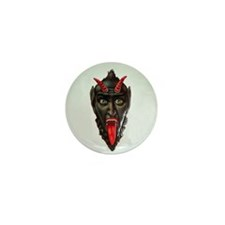 Unique Krampus Mini Button (10 pack)