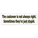 Stupid Bumperstickers (Bumper 50 pk)