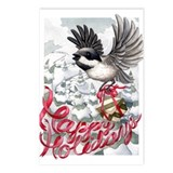 Chickadee Delivery Postcards (Package of 8)