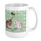 'Holly and Ivy' Mug