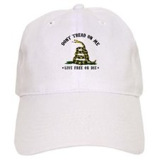 Don't Tread On Me Baseball Cap