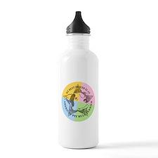 My Best Friend (Color) Water Bottle