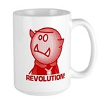 Redcloak: REVOLUTION! Large Mug