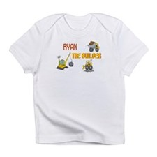 Ryan the Builder Infant T-Shirt