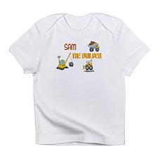 Sam the Builder Infant T-Shirt