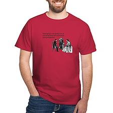 Incoherent Grandparents Dark T-Shirt