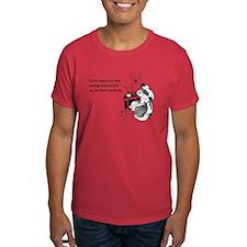 Stuffed Bird Dark T-Shirt