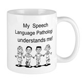 Funny Speech pathologists Mug